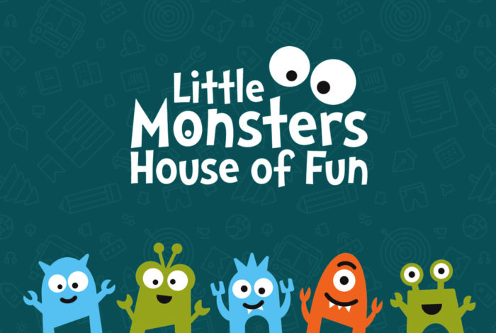 Проект веб-студии #VA — Little Monsters House of Fun